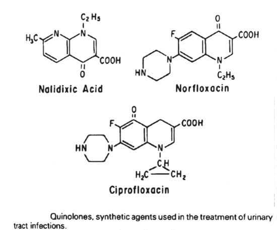 Gyra mutation ciprofloxacin uses
