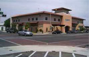 Image of Family Healthcare Network building in Tulare County, CA