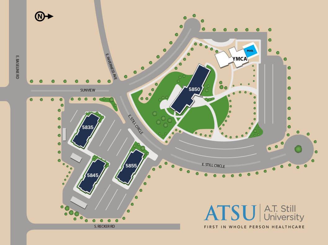 SOMA   Campus Maps