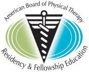 Icon of American Board of Physical Therapy Residency & Fellowship Education