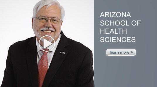 intro video of ATSU's ASHS Dean, Dr. Randy Danielsen.