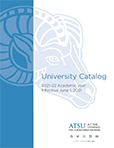 University Catalog Program guide