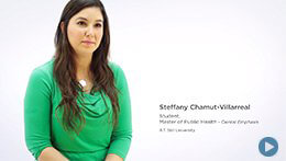 Master of Public Health—Dental, ATSU | Steffany Chamut-Villarreal