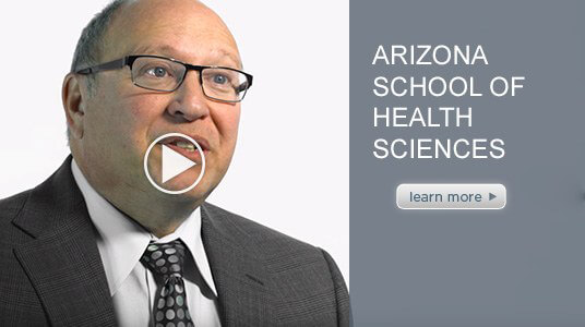 Thumbnail for an intro video of the Director of ATSU's Mesa Campus Aging Studies Project, Elton Bordenave.