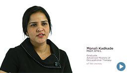 Advanced Master of Occupational Therapy Graduate, Monali Kadkade | A.T. Still University