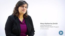 Master of Public Health, ATSU | Dr. Mary-Katherine Smith