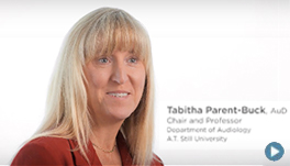 Doctor of Audiology Degree, ATSU | Tabitha Parent Buck, Chair