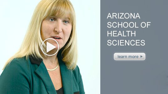 Thumbnail image for an intro video of ATSU's Audiology Department Chair, Dr. Tabitha Parent Buck.