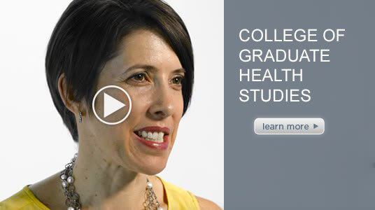 intro video of ATSU's Kinesiology Program Chair, Dr. Tracie Rogers.
