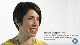 Master of Science in Kinesiology, ATSU | Tracie Rogers, Program Chair