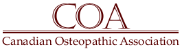 Canadian Osteopathic Association