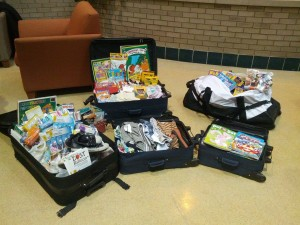Rotaract Interact Donations