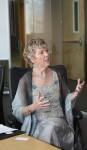 NATA President Marjorie Albohm, M.S., ATC, LAT