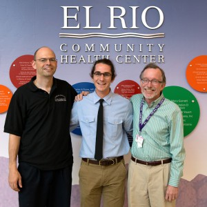 Dr. Walsh and Colleagues at El Rio