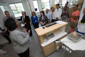 Opening MOSDOH Clinic STL-51