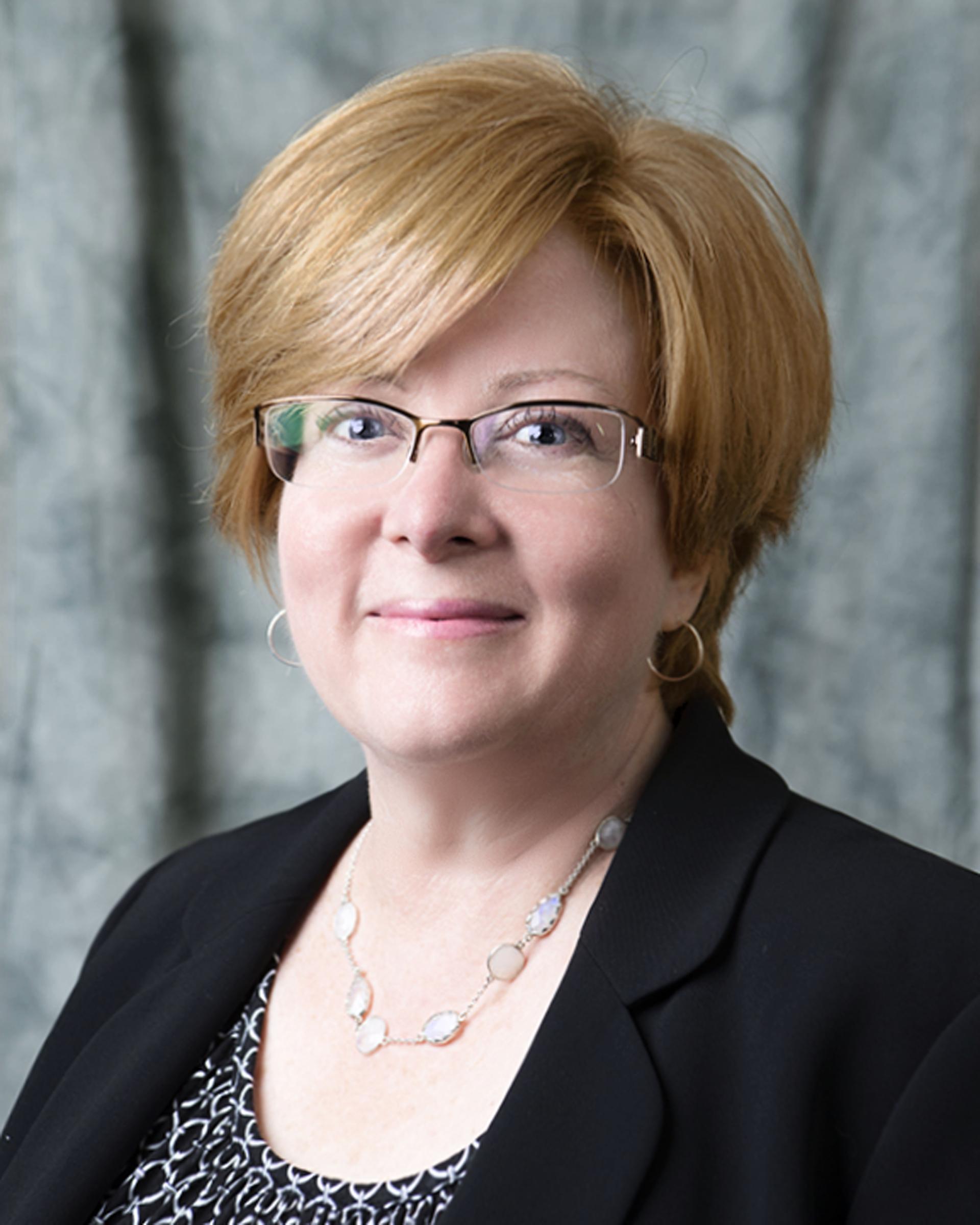 Annette Bettridge, PA-C, MS, FNP, assistant professor in the Physician Assistant Studies department