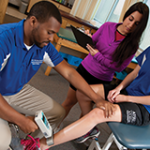 ATSU Master of Science in Athletic Training program evaluation summary