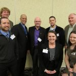 DHSc Alumni at their Winter Institute meeting on February 20