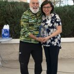 Dr. Jack Dillenberg and Dr. Connie Chu