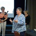 Award finalists present to Women for ATSU