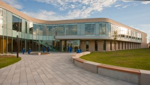 ATSU-MOSDOH is housed within the Interprofessional Education Building, which opened in 2013.