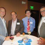 Regional alumni, students, and friends receptions held in Seattle and Portland