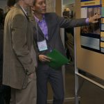 Faculty and students present research posters