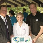 Phillip Biston, Dr. Susan Thomas, and Dr. Craig Phelps
