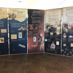 """Fire and Freedom: Food and Enslavement in Early America"" exhibit"