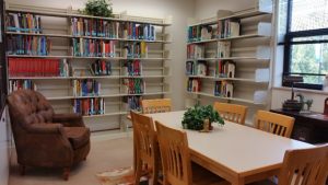 The Osteopathic Medicine Reading Room