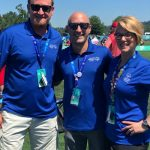 Interprofessional team of ATSU faculty and staff support Arizona athletes at 2018 Special Olympic Games