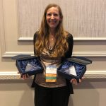 Dr. Valovich McLeod wins PRiSM National Achievement Award for Athletic Training