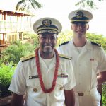ATSU-SOMA student participates in CHC tour with U.S. surgeon general