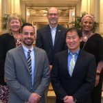 ATSU-ASDOH and ATSU-MOSDOH representatives participate in Dentsply Sirona Student Clinician Research Competition