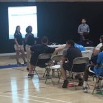 ATSU-ASHS athletic training students trains volunteer coaches