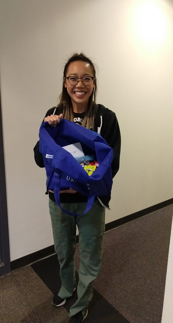 Ashley Chow, occupational therapy student