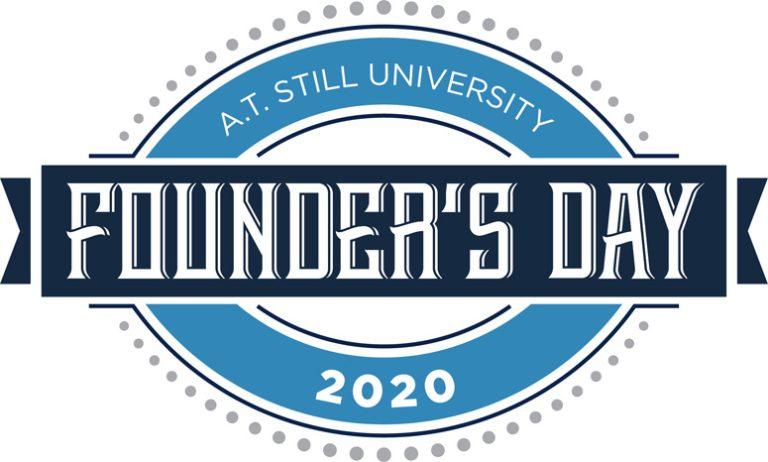2020 Founder's Day Logo