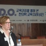ATSU-KCOM professor speaks in South Korea