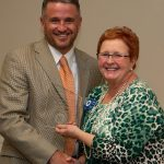 Heeren honored for service to Kirksville Area Chamber of Commerce