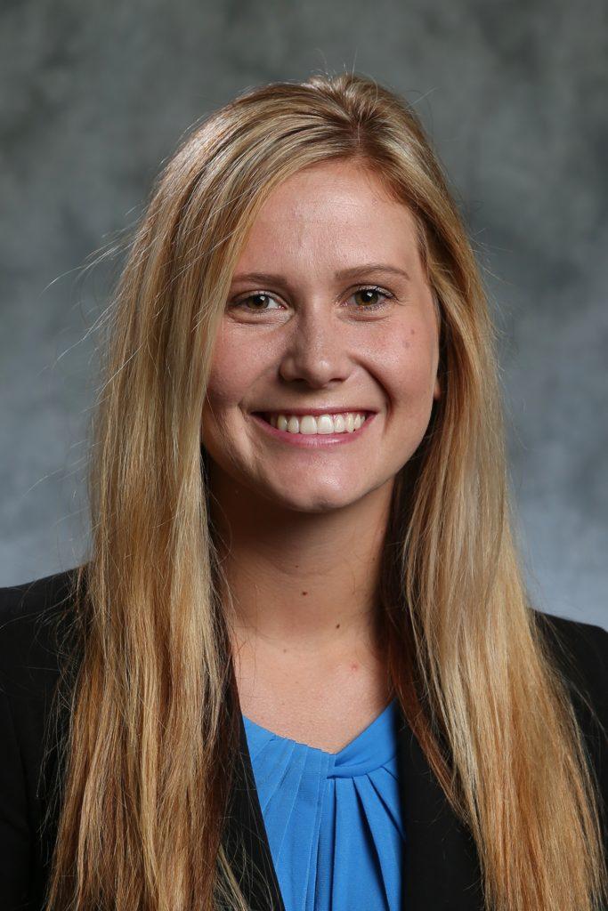 Amanda Steiner, second-year biomed student