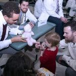 ATSU-KCOM students host Teddy Bear Clinic