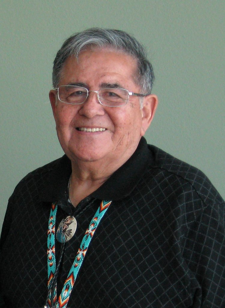 A.T. Still University-Arizona School of Dentistry & Oral Health's George Blue Spruce Jr., DDS, MPH, assistant dean, American Indian affairs