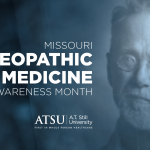 April is Missouri Osteopathic Medicine Awareness Month