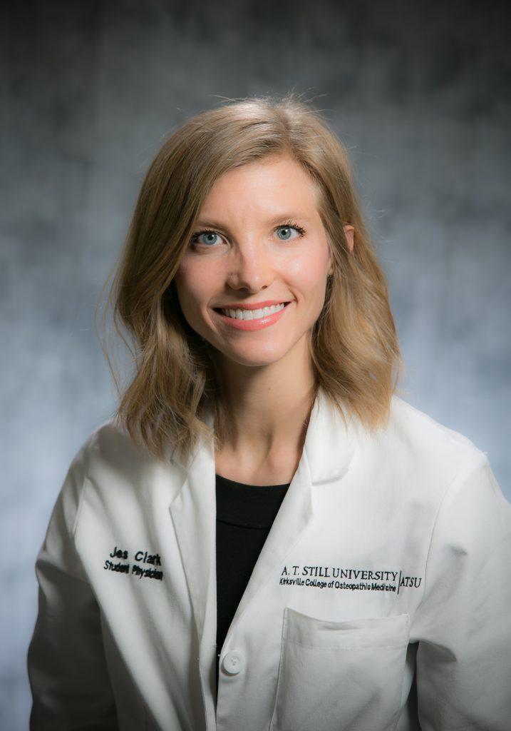 Jessica M. Clark, OMS IV