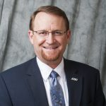 Jim Farris, PT, PhD, has been named ATSU-CGHS associate dean of academics & assessment