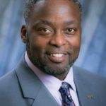 Clinton Normore, MBA, ATSU's vice president of diversity & inclusion