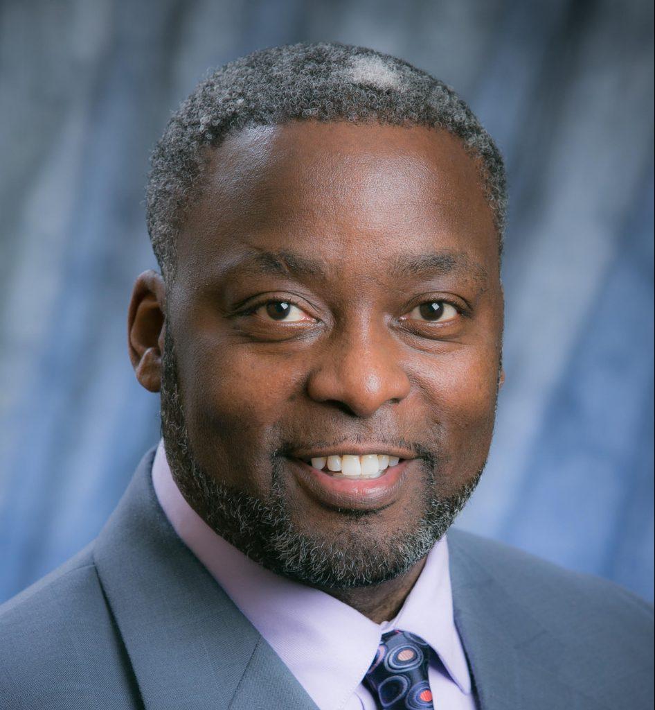 Clinton Normore, MBA, ATSU's vice president of diversity & inclusion