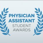 ATSU-ASHS presents awards to physician assistant class of 2020