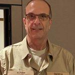 Dr. Don Altman in uniform
