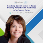 ATSU-ASDOH professor to present six-part series on treating patients with disabilities